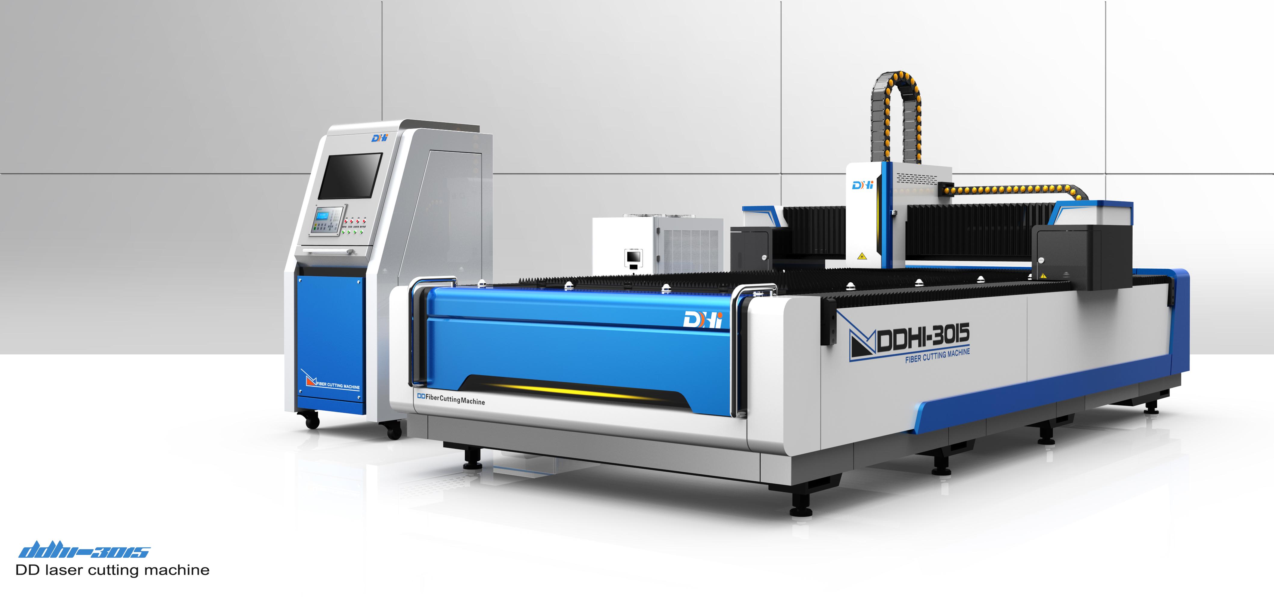 光纤激光切割机(500w)